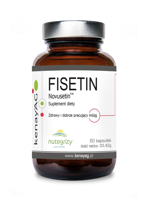 FISETIN (Novusetin™) (60 kaps.) - suplement diety