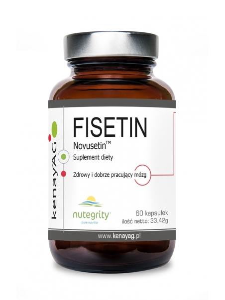 FISETIN (Novusetin™) (60 kapsułek) - suplement diety