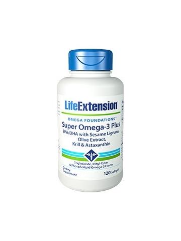 Enhanced Super Digestive Enzymes with Probiotics LifeExtansion (60 kapsułek) - suplement diety
