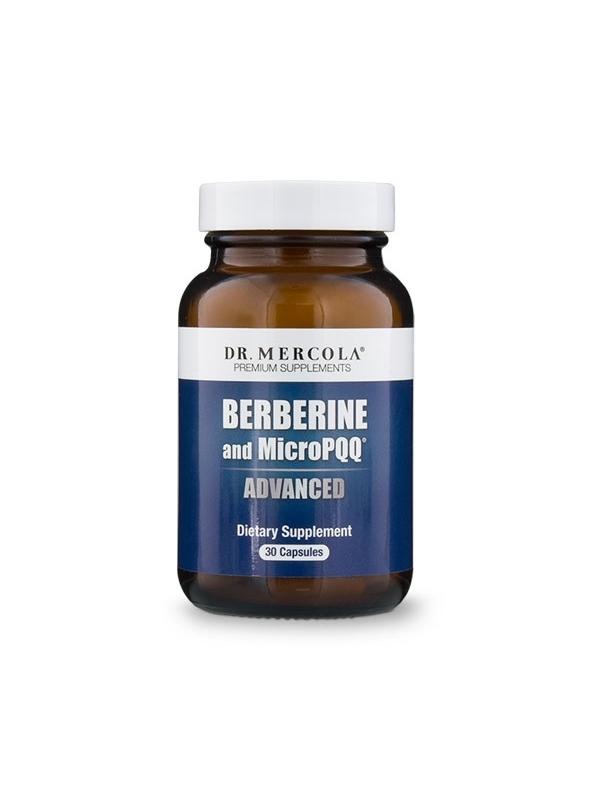 Berberyna z MicroPQQ (dr Mercola)